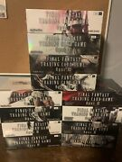 Final Fantasy Booster Opus 1-12 Box Collection