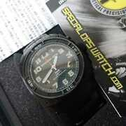 Discontinued Mtm Watch Special Ops Black-hawk Rechargeable Battery Replaced