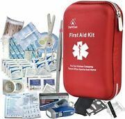 First Aid Kit Ifak Molle System Essential Injuries Medical Emergency Equipment