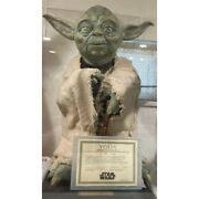Limited To 9 500 Bodies Worldwide Star Wars Yoda Life-size Figure With