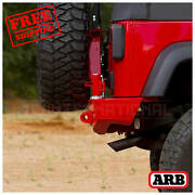 Arb Spare Tire Carriers Rear For Jeep Wrangler Jk 2007-2018