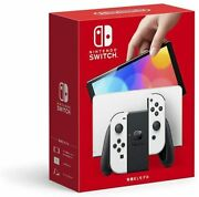 Prompt Decision In Stock At Hand New Unopened Nintendo Switch Organic El Mo