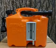 Stihl 00008810113 Fuel And Bar Oil Combi Can - Ships Free From Usa