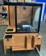 Aster Slp-44 Bakery Donut Bread Display Case Non Refrigerated