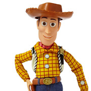 Disney Collection Toy Story Woody Talking Action Figure 16 Boy Gift Pixar New