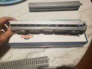Custom Walthers Amtrak Viewliner And Horizon Coaches Phase Vi/ivb Weathered
