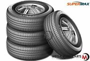 4 Supermax Ht-1 Ht1 Lt275/70r18 125/122s E/10-ply All Season Tires For Suv/truck