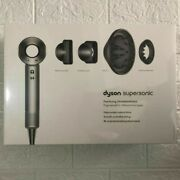Brand New Dyson Supersonic Hair Dryer - White And Silver Hd03 In Sealed Box