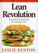 Lean Revolution Eat More To Shed Fat The Energy Way Dynamic Health Collection