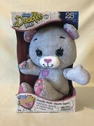 The Original Doodle Bear 25th Anniversary Limited Edition W/washable Markers New