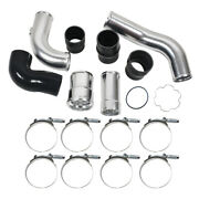 Complete Intercooler Pipe And Boot Kit For Ford 6.7l 11-16 Powerstroke Diesel