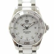 Tag Heuer Womenand039s Watches Aquaracer Way141d 11p Diamond