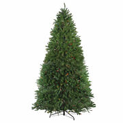 Northlight 12and039 Northern Pine Full Artificial Christmas Tree - Multi Lights