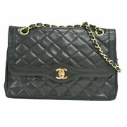 The Real Thing Coco Mark Matelasse Flap Paris Only Chain No.4094
