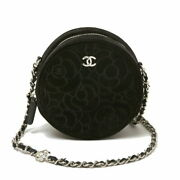 Smol Blonde Back Black Women And039s Shoulder Bag Previously Owned No.4458