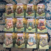 Mattel Masters Of The Universe Classics Action Figure Lot 12 Mip Free Shipping
