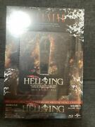 New Shrink Unopened Hellsing Ova 20th Anniversary Deluxe Steel Limited Limited