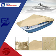 420d Waterproof Pedal Boat Mooring Cover Fits 3 Or 5 Person 292203 Cm