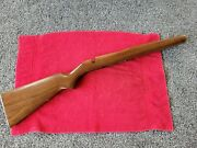 Factory Early Remington Model 721 Wood Rifle Stock 30-06 Long Action
