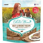 The Pioneer Woman Grain Free Natural Dog Treats Beef And Brisket Recipe Bbq Sty...