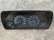 Motometer Dashboard For Bmw E21 With Clock