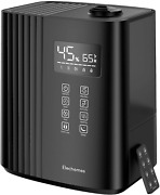 Elechomes Sh8830 Humidifier, 6.5l1.72gal Top Fill Warm And Cool Mist Humidifie