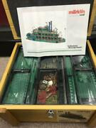 New Marklin Super Large Ship Assembly Kit Limited Edition With Box Fedex