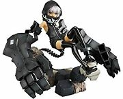 Black Rock Shooter Strength -animation Version- 1/8 Scale Pvc Painted