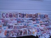 Vintage Craft Sewing Patterns Mixed Lot Of 85 Mccalls Simplicity Butterick