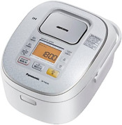 Panasonic Ih Rice Cooker Sr-thb105w 220v 1l5 Cups Tourist Model Made In Japan
