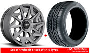 Alloy Wheels And Tyres 20 Rotiform Cvt For Land Rover Range Rover [l405] 12-20