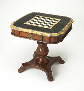 Butler Fossil Stone Game Table 0506070