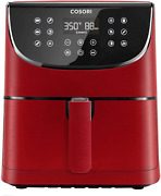 Cosori Air Fryer Max Xl With 100 Recipes Electric Hot Oven Oilless Cooker Led To