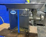 Biro 922 Commercial Countertop Meat Grinder Sausage Beef Mill Manual Feed