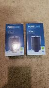 2 Pack Pureline Pl-1500 Faucet Water Filter Replacements Fits Pur Rf-9999