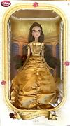 Disney Store Limited Edition 5000 Belle Doll