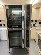 Andnbspturbofan E35d6-30 - Full Size Digital / Electric Convection Oven X 2 - Used
