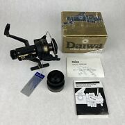 Daiwa Gs2055 Auto Cast Graphite Spinner Reel Strike Gold Series New Other 1985