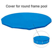 110 131 Pool Cover Only For Round Frame Above Ground Swimming Pool Winter Us