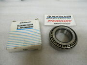 N38 Mercury Quicksilver 31-35928a 1 Bearing Assembly Oem New Factory Boat Parts