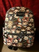 Loungefly Mini Backpack Stranger Things Great Condition