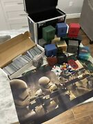 Magic The Gathering Mtg Collection 1300+ Cards   High Value Commander Decks