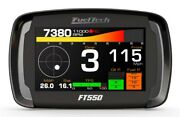 Fueltech 3010005496 Ft550 Engine Control And Monitoring System Fuel Injection An