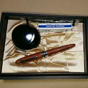 Sailor Fountain Pen Profit 30th Anniversary 2011 Limited To 1000 M 21k Yi09