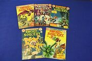 Sword Of Sorcery 1-5 Dc Comics 1973 Fafhrd And Gray Mouser N Adams Bronze Age