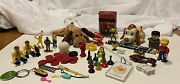 Vintage Junk Drawer Toy Lot Extra Game Pieces Beanie Baby Lots Of Stuff