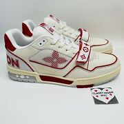 Louis Vuitton Trainer Mens Sneaker Lv 9 Size Us 10 Sold Out