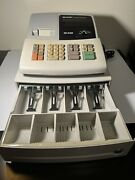 Sharp Xe-a102 Pos Point-of-sale Electronic Cash Register Drawer As-is