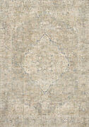 Loloi Revere 11and039-6 X 15and039-6 Granite And Blue Area Rugs Revrrev-08gnbbb6f6