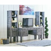 Picket House Furnishings Lenox 3pc Set In Industrial Grey Finish M.11240.11.3pc